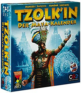 HSV Tzolk'in: Der Maya-Kalender | CZ025 (B00AC14VCU) | Amazon price tracker / tracking, Amazon price history charts, Amazon price watches, Amazon price drop alerts