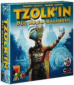 Heidelberger Spieleverlag CZ025OKT12 - Tzolk