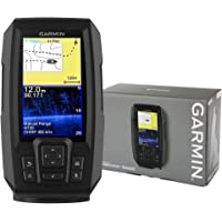 Garmin Fishfinder Striker Plus 4cv with a Stern Probe Noir 010-01871-01 Taille Unique