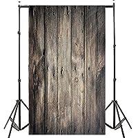 florata 3x 5ft Thin Vinilo Fotografía Telón de fondo impreso fondos fotos de madera pared suelo Popular fondo para estudio de fotografía