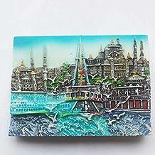3d Turquía turístico cocina y decoración de regalo de recuerdo imán para nevera