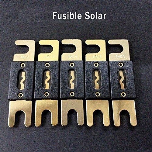 Sicherung SOLAR 400A für DC Dauerstrom BATERIAS A Konverter (Konverter-sicherung)