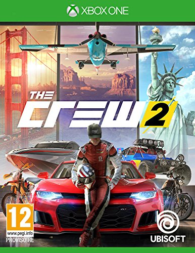 The Crew 2 - Xbox One [Edizione: Francia]
