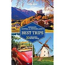 Germany, Austria & Switzerland's Best Trips - 1ed - Anglais