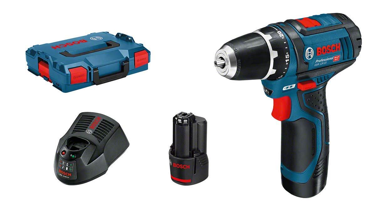 Bosch Professional GSR 12V-15
