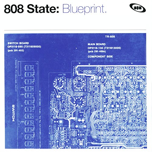 Blueprint the best of by 808 state on amazon music amazon blueprint the best of malvernweather Gallery