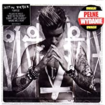Justin Bieber: Purpose [CD]