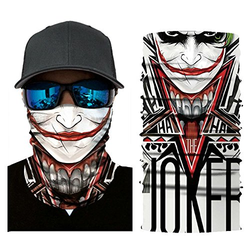 mmlc Fishing Company Face Shield Pasamontañas * Varios diseños * Multi unkti ONS Bandana Máscara Fishing Calavera bufanda cara máscara Pañuelo de esquí motocicleta Paintball Halloween máscara