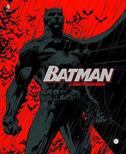 Batman, l'encyclopédie : Le Coffret
