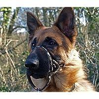 DOGMATIC Hundehalfter, gepolstert, Webmaterial, Größe 3, Schwarz