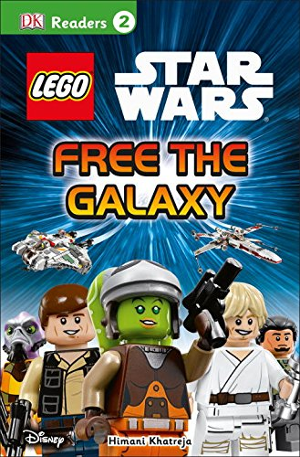 Lego Star Wars: Free the Galaxy (Dk Readers. Lego)