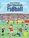 Mein Stickerbuch: Fußball