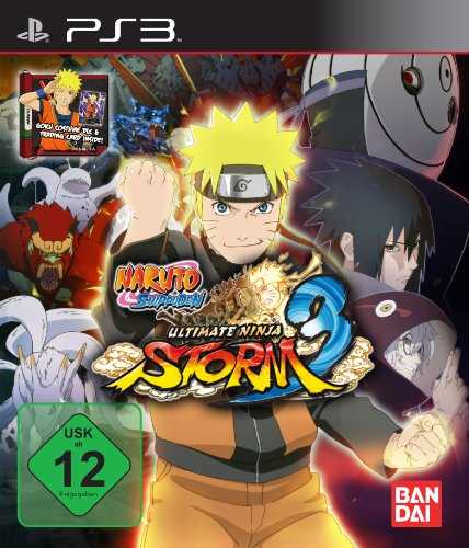 Naruto Shippuden: Ultimate Ninja Storm 3 - Day 1 Edition - [PlayStation 3] (Naruto Shippuden Storm 3)