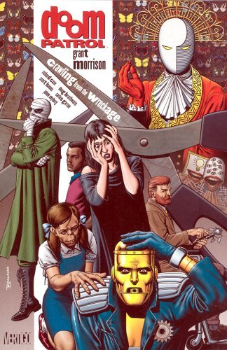 Doom Patrol TP Vol 01 Crawling From The Wreckage by Doug Braithwaite (Artist), Richard Case (Artist), Grant Morrison (15-Apr-2005) Paperback