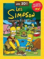 Les Simpson T1, version 3D de Matt Groening