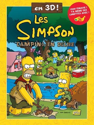Les Simpson T1, version 3D