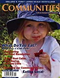 Communities Magazine #135 (Summer 2007) – What Do You Eat