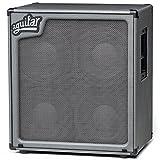 AGUILAR SL 410x LTD 8Ohm, 4x 25,4cm leicht Bass Schrank Dorian Gray Edition