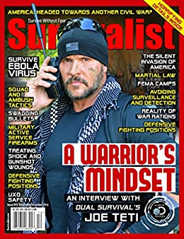 Survivalist Magazine Issue #19 - War Coming to American Soil