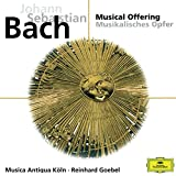 Bach, J.S.: Musical Offering; Harpsichord Sonata No.2 etc.