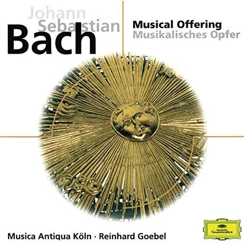 J.S. Bach: Musical Offering, BWV 1079 - Canon perpetuus super thema regium