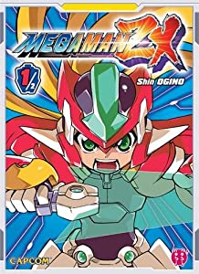 Megaman ZX Edition simple Tome 1