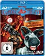 Kasperletheater 3D - Teil 2 Die Bremer Stadtmusikanten [3D Blu-ray]