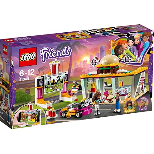 Unbekannt Lego Friends Burgerladen, 345 Teile