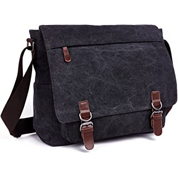 Messenger Bags Satchel 15 Inch Laptop With Plenty of Room 3 Internal ... c6421f62b0a45