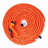 Generic 100ft 75FT 50FT 25FT Expandable Magic Flexible Hose Water for Garden Car - Best Reviews Guide
