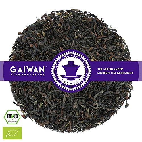 N° 1248: tè nero biologique in foglie