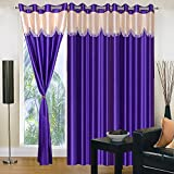 Vugis Polycotton Curtain-Set of 3 ( 213 ...