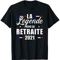 La Légende prend sa retraite 2021 T-Shirt
