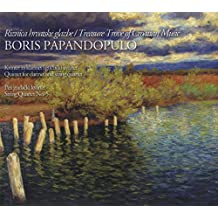 Boris Papandopoulo - Treasure Trove of Croatian Music