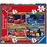 Ravensburger Disney Cars (Pack of 4)