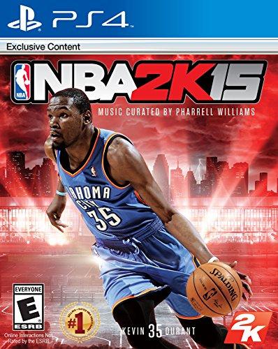 NBA 2K15 - PlayStation 4 by 2K