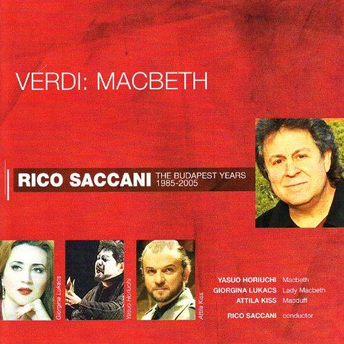 """Macbeth: Act II, """"Studia il passo o mio figlio!...Come dal ciel precipita"""""""