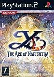 Ys - The Ark of Napishtim (PS2)