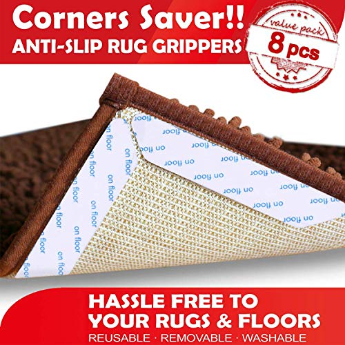 NOREEN Protección Antideslizante para alfombras