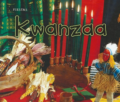 Kwanzaa (Fiesta /Holidays and Festivals) por Rebecca Rissman