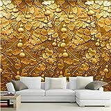 Xbwy Grande 3D Piccolo Zucca Fiore Murale Foto Murales Wallpaper Per Tv Divano Soggiorno Wall Art Decor Papel De Parede Para-150X120Cm