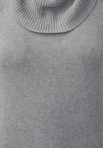 Cecil Damen Kleid mineral grey melange