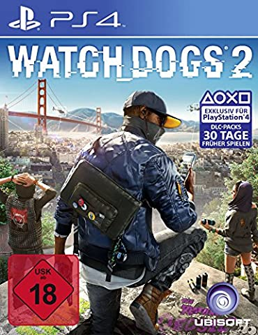 Ubisoft PS4 Watch Dogs 2