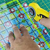 #8: Magideal 30*15cm Clear Acrylic Ruler Quilt patchwork Acrylic Rulers Quilting Tools