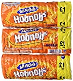 McVitie's Original Hobnobs 10.5 oz. (Pack of 3) by McVitie's