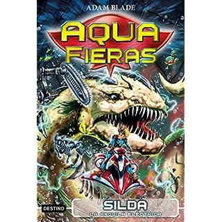 Silda, la anguila eléctrica: Aqua Fieras 2 (Spanish Edition)