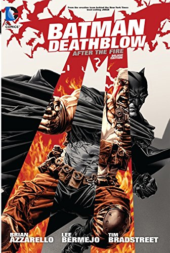 Batman / Deathblow Deluxe Edition HC
