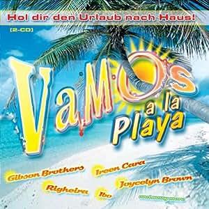 vamos a la playa cd
