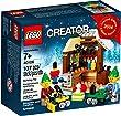 LEGO Creator 40106 Spielzeug-Werkstatt / Toy Workshop, Weihnachtsset 2014 (1 von 2)