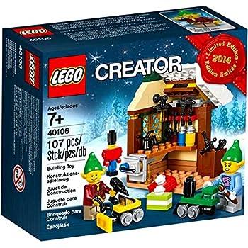 Lego Christmas Train 2015: Amazon.co.uk: Toys & Games